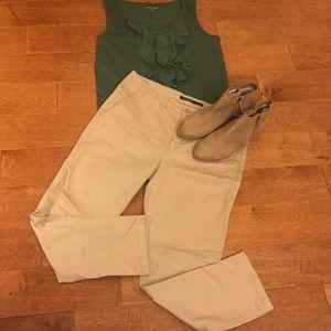 Lauren Ralph Lauren Size 12 Khakis